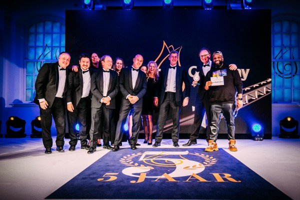 Winnaar Dutch Live Entertainment Production Awards