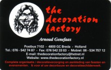 The Decoration Factory